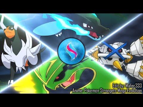 Download Youtube: Strongest Mega Evolution - Pokemon Full AMV
