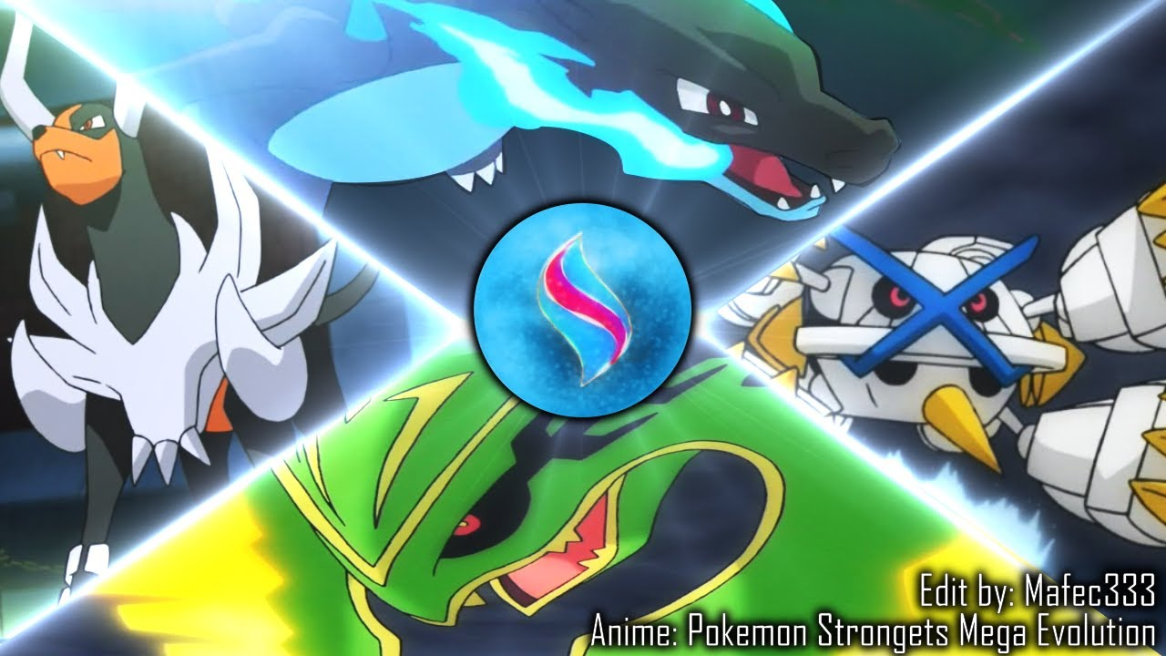 Strongest mega evolution pokemon full amv youtube - How to mega evolve a pokemon ...