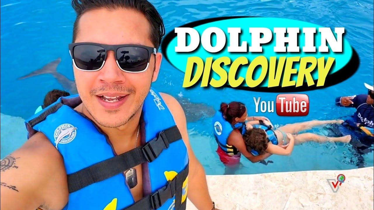 DOLPHIN DISCOVERY PUNTA CANA - Isla Pirata y Nado con delfines.