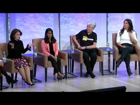 International Women's Day 2017 – New York Broadcast – Advancing in the New