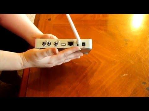 Accubasston Letmusic WiFi Music Player Demo