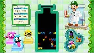 Dr. Luigi: Operation L Classic - Levels 11-15