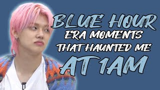 Download TXT Blue Hour Era Moments That Haunted Me At 1AM | 새벽 1시에 나를 괴롭히는 블루 아워 시대의 모멘트들