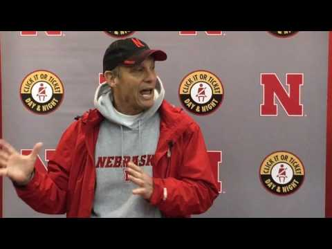 HOL HD: Mike Riley talks after Saturday practice