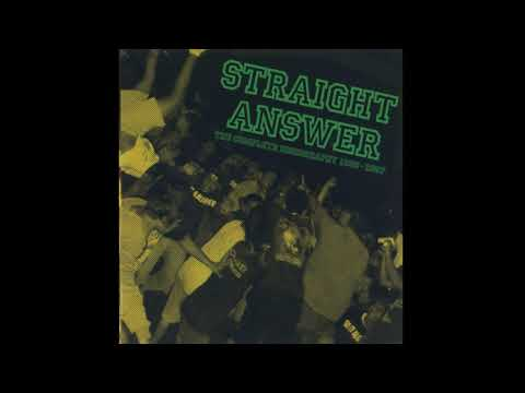 Straight Answer - The Complete Discography 1996-2007