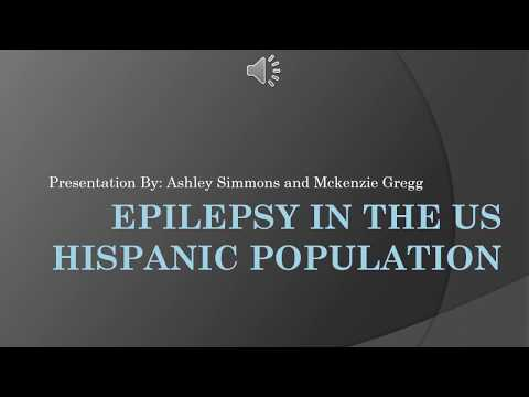 Epilepsy In the U.S. Hispanic Population