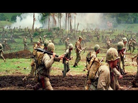 好莱坞历史战争大片,吴宇森集大成之作,场面壮观惨烈无比!