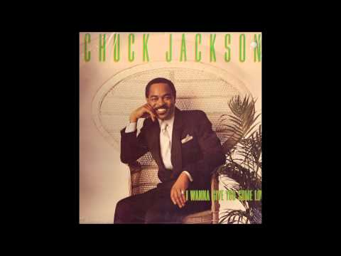 CHUCK  JACKSON   I Wanna Give You Some Love   EMI AMERICA RECORDS   1980