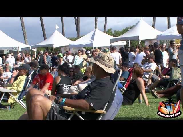 Maui Brewers Festival 2011 - Maui Hawaii