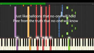 """""""Balloons"""" a FNAF3 Song by MandoPony 