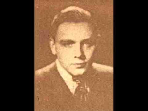 Albert Harris - Zakochany księżyc 1938 r.