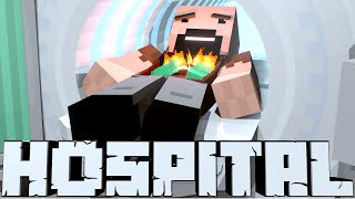 Minecraft Mods Hospital - MRI Fried Slime Rib Transplant! (Atlantis Roleplay) #15