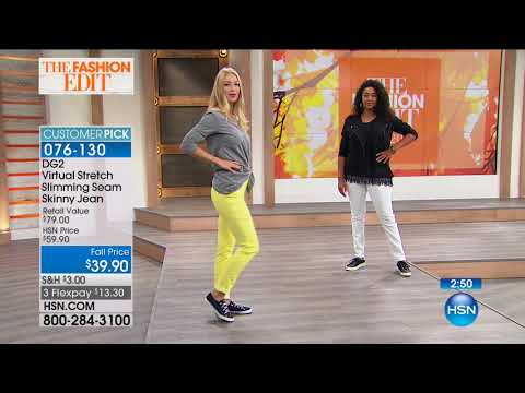 HSN | Jeans and Sneakers 08.14.2017 - 06 AM