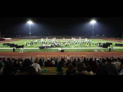 2017 Valencia High School Tiger Regiment @ Wilson High School