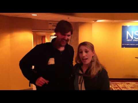 Martin Elvington And Laura Story (Elvington) Sing