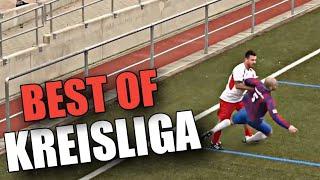 Best of Kreisliga! Fouls, Tore, Rote Karten😱