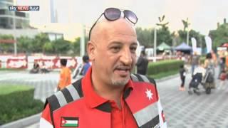مشاركة واسعة بمهرجان الإمارات للدراجات النارية