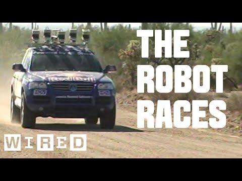 The Races That Jump-Started the Self-Driving Car | WIRED