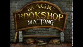 Magic Bookshop: Mahjong Gameplay