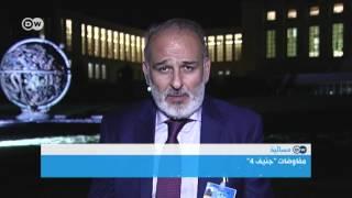 جمال سليمان: نريد من خلال جنيف المحافظة على المسار السياسي