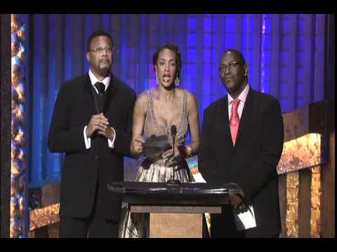 Victoria Rowell  36th NAACP  Awards  Outstanding Actress in a Daytime Series