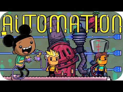 ONI AUTOMATION UPGRADE: PETROLEUM POWER!! SEASON 03 EP 20 OXYGEN NOT INCLUDED