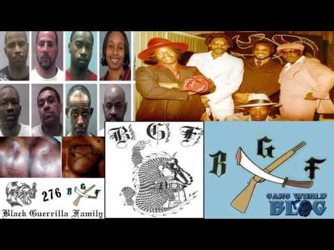 Black Guerilla Family BGF Prison Gang History