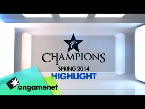[H/L] LOL Champs Spring_SAMSUNG Blue vs NaJin Sword_match 1