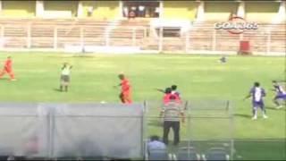 Churchill Bros Defeat AL Hilal 1-0, book  pre-quarter final berth in AFC Cup