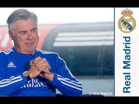 Entrevista exclusiva a Carlo Ancelotti - Realmadrid TV