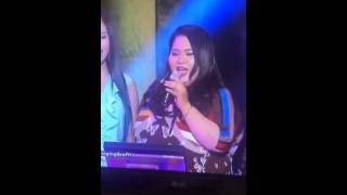 Ginger Conejero @ The Singing Bee P2