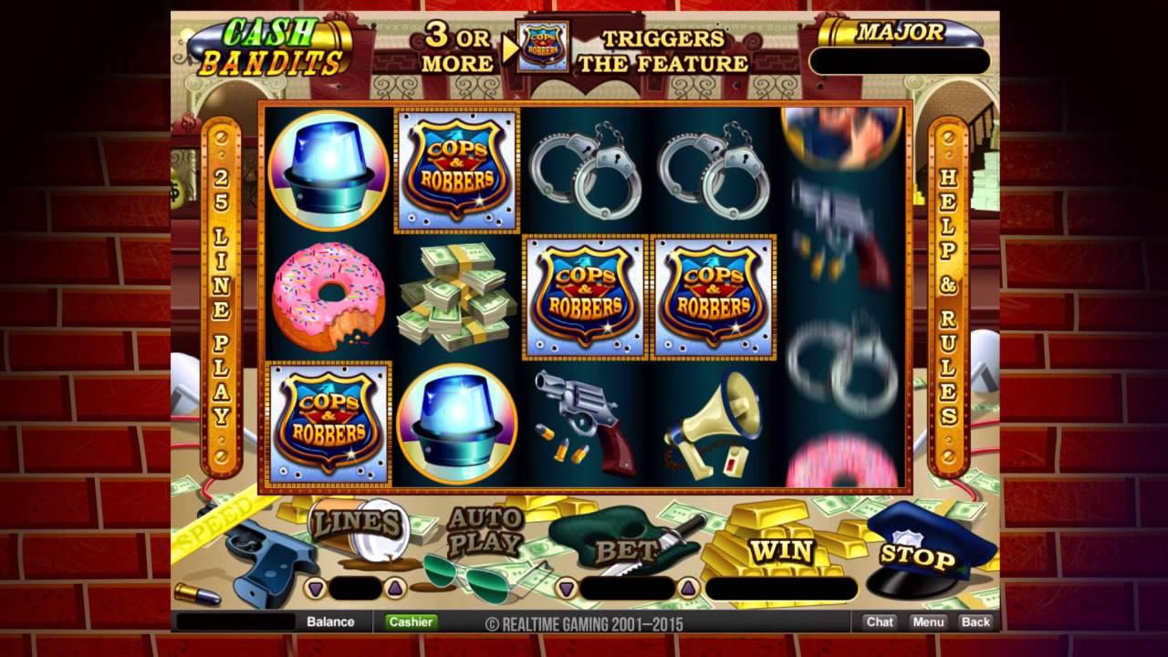 Онлайн повышенная cash bandits денежные бандиты игровой автомат ставка играть