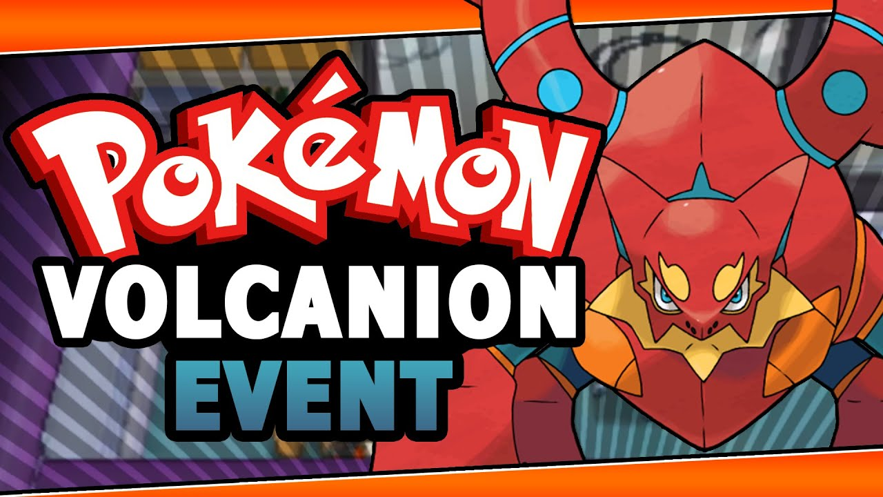 Volcanion event date