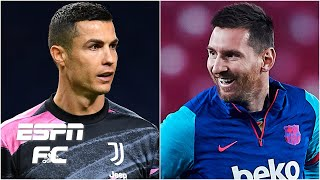 Cristiano Ronaldo or Lionel Messi: Who's the better player right now? | ESPN FC Extra Time