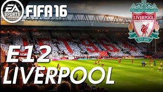 FIFA 16: Liverpool Karriärläge E12 - Vändning mot Tottenham! (svenska