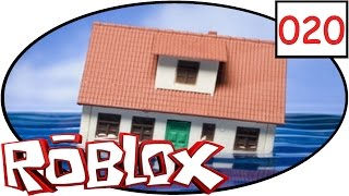 ROBLOX [020] goes down our House. Lets play | german | German