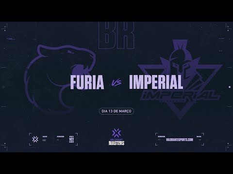FURIA vs Imperial - VCT 2021 - Map 1