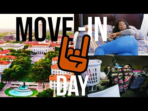 SOMEONE PULLED MY WIG OFF | MOVE IN DAY COLLEGE VLOG | EMPTY APARTMENT TOUR