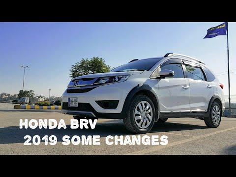 Honda BRV 2019 Model Full Review