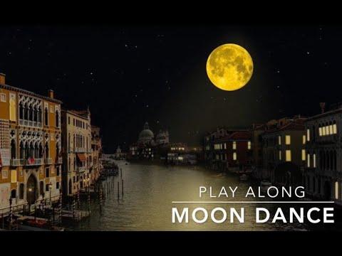 Moondance/van Morrison - Backing + music sheet