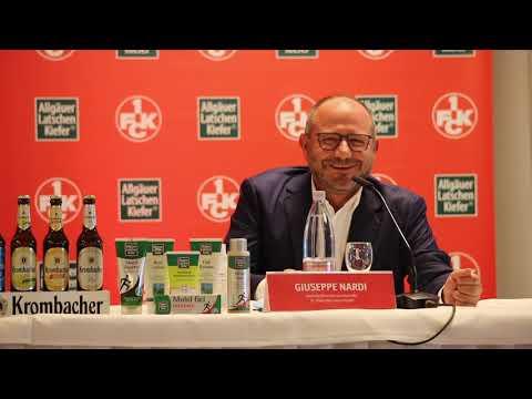 Pressekonferenz zur Vorstellung