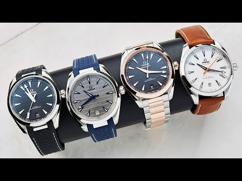 LIST –  The Best Watches of 2017 – $5000 - 10,000, including Omega, Tudor and more