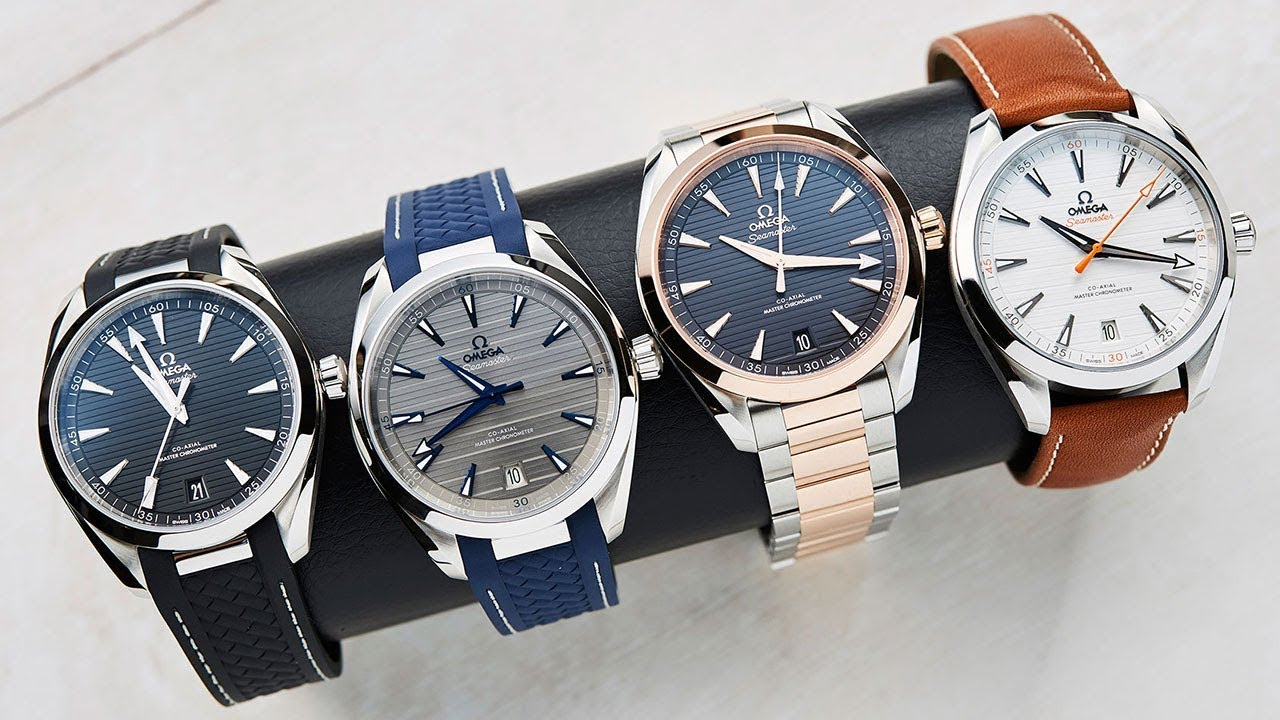 List The Best Watches Of 2017 5000 10 000 Including Omega