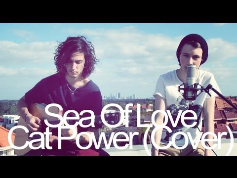 Troye Sivan - Sea Of Love - Cat Power (Cover) - Roof Sessions #1