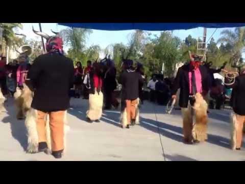 Danza del los Diablos de San Sebastian, Tecomaxtlahuaca