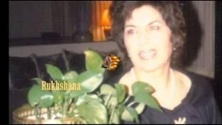 میرمن رخشانه خانم رخشانه انار انار rukhshana anar anar