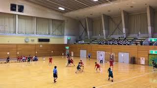 ハンドボール最高!20180819 札幌選抜 vs 函館選抜 国体北海道予選決勝