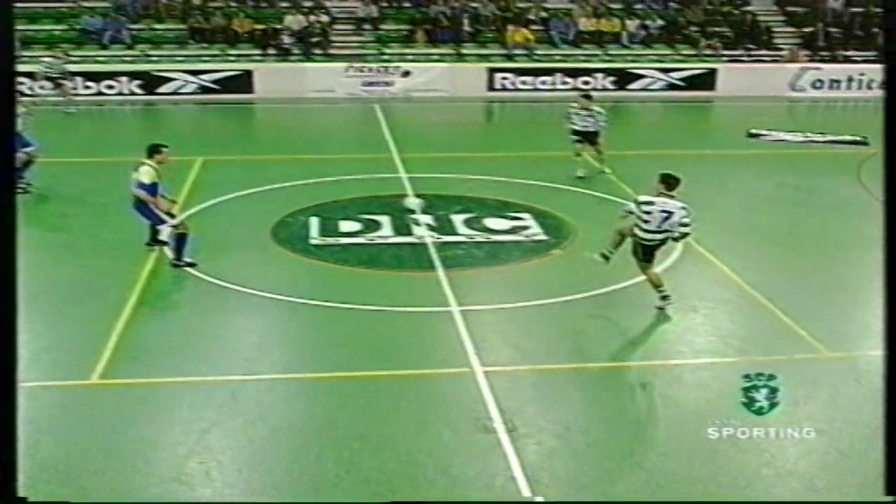 Futsal :: 16J :: Sporting - 7 x Forte da Casa - 0 de 1998/1999