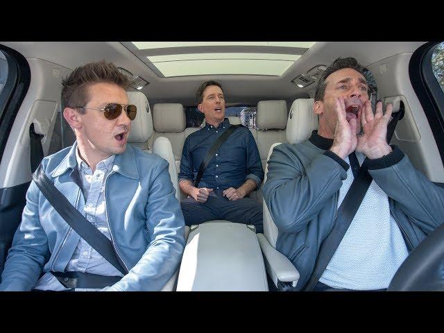 Carpool Karaoke: The Series - Jon Hamm, Jeremy Renner & Ed Helms of 'Tag' - The Apple TV App