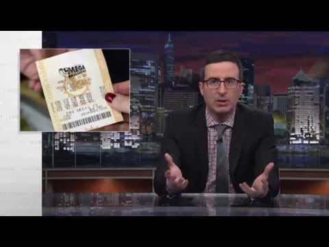 Thumbnail: The Lottery: Last Week Tonight with John Oliver (HBO)